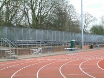 tooting running track